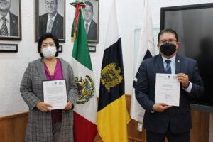 11 Refrendan UAZ e IMSS lazos de colaboración para mejorar la salud y seguridad social de los zacatecanos